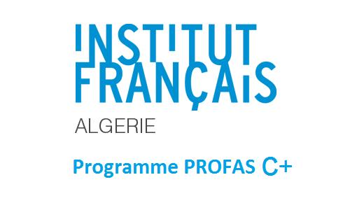 Programme PROFAS C+2019