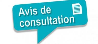 Avis de consultation numéro 04/2021